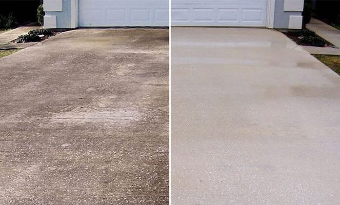 norfolk driveway cleaning