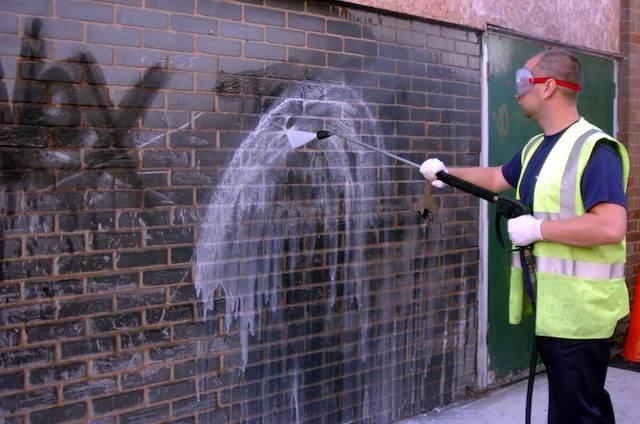 graffiti removal in norfolk